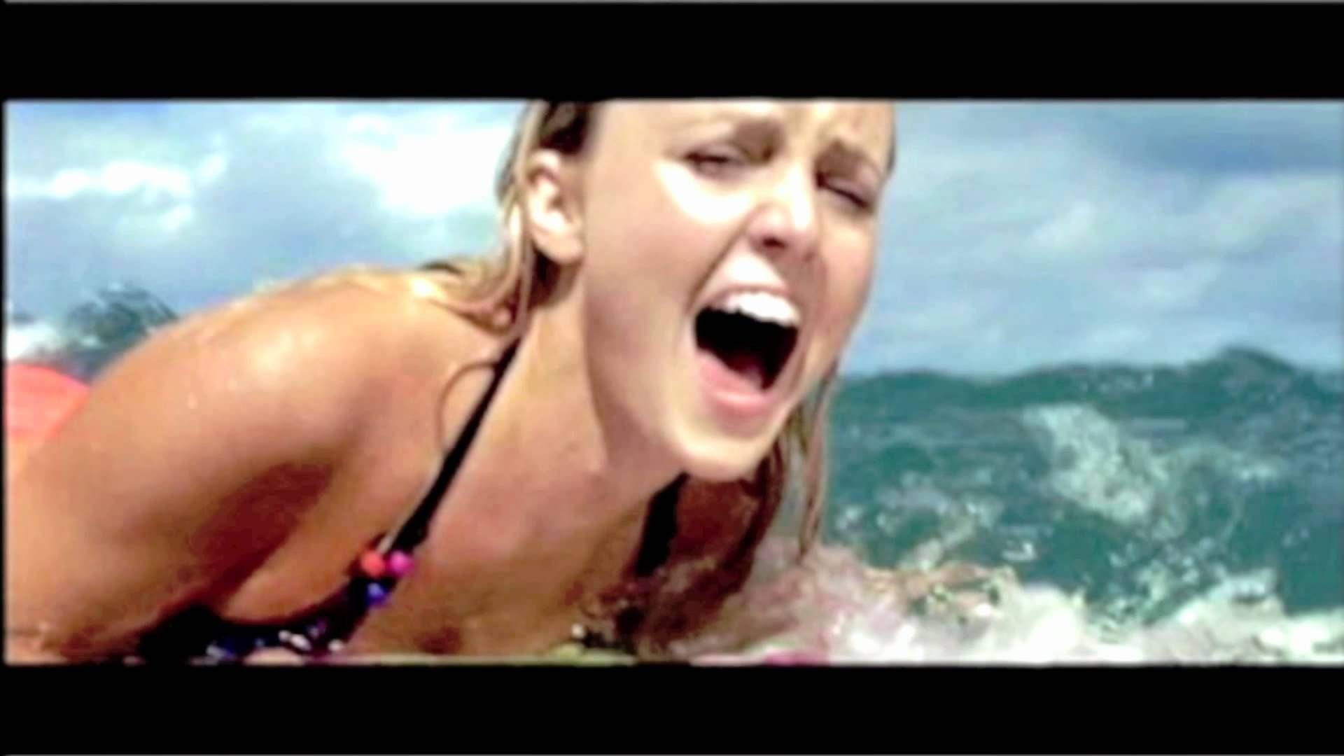Soul Surfer Shark Attack Playing To The Jaws Theme Song Soul Surfer Shark Attack Theme Song