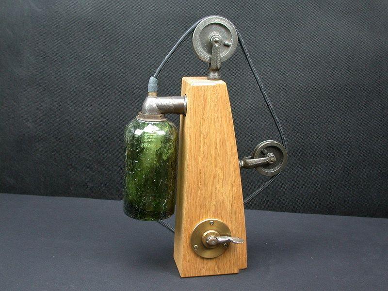 Officina-obscura.com - Hanging Bottle