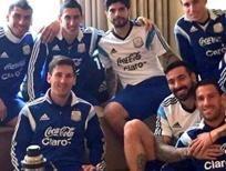 Messi, duda para Argentina-El Salvador. Mundo Deportivo el diario deportivo Online