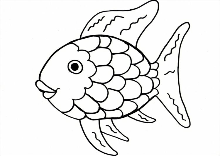 fische basteln mit kindern  kreative ideen anleitungen