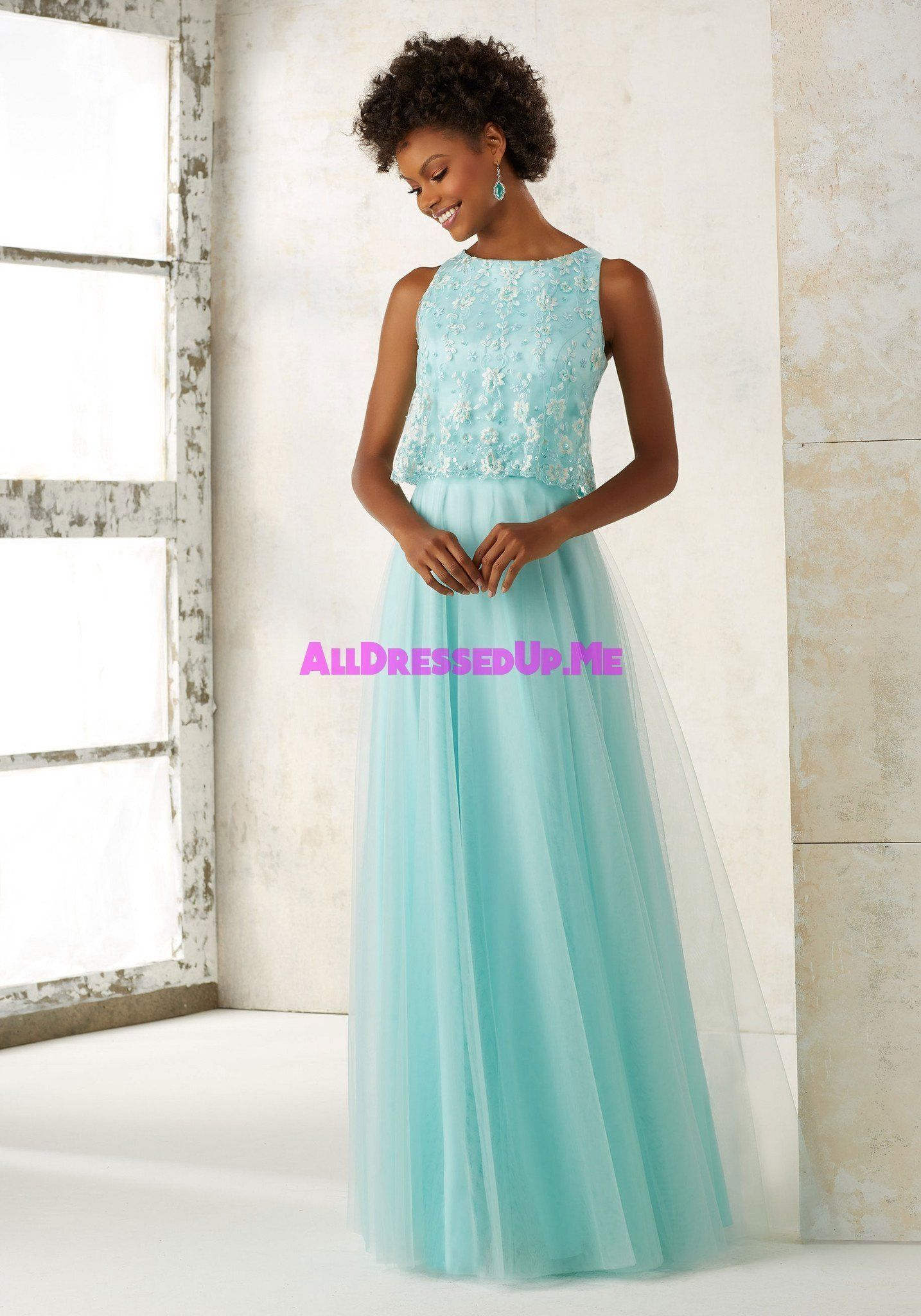 Mori Lee Bridesmaids - 21511 - All Dressed Up, Bridesmaids | Money ...