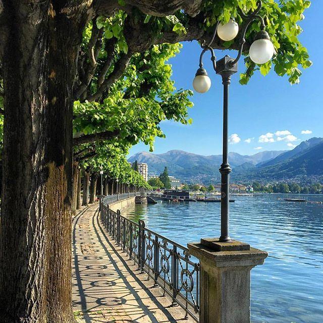 Lugano,   Photography by @swissmonamour   #Switzerland