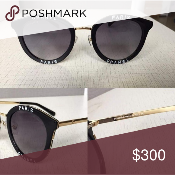 d96b90fbb440 nwt chanel new collection sunglasses brand new authentic chanel with a case  and box CHANEL Accessories Sunglasses