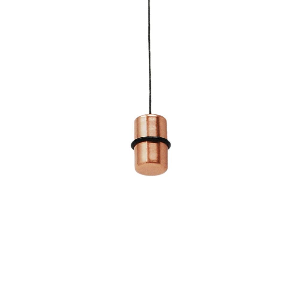 Copper And Black Light Pull With Images Copper Lighting Light Pull Light Hanger