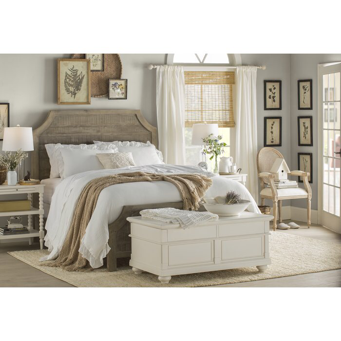 Carin Standard Bed Barn Bedrooms Pottery Barn Bedrooms Coastal Bedrooms