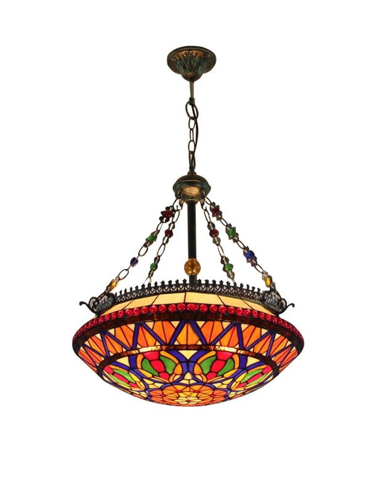 tiffany style pendant light fixture. Enhance Your Interior Decor With Our Colorful Turtle Shell Tiffany Style Pendant Chandelier Lamp. Light Fixture