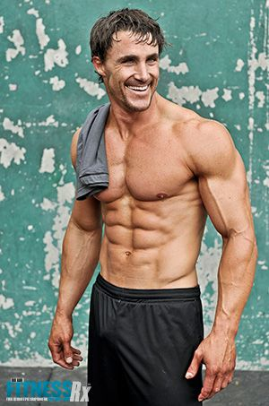Training Advice From Top Fitness Model Greg Plitt Splash