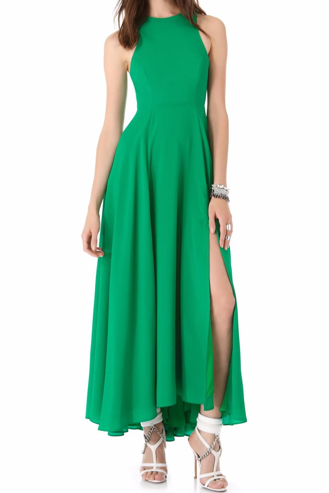 Who says green is only for St. Patrick\'s Day? Check out this ONE by ...