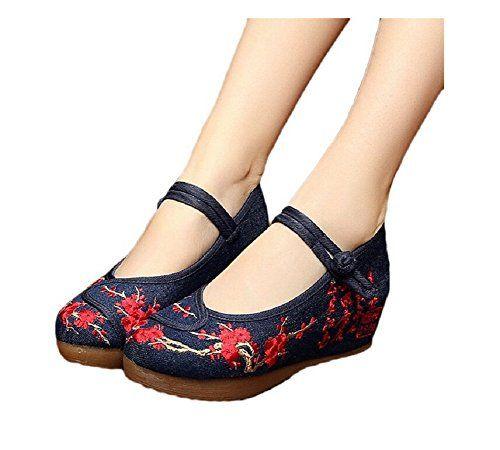 Zapatos negros casual Lazutom para mujer mxEwrUYEc
