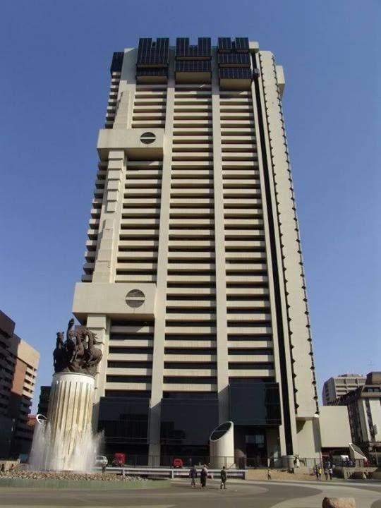 Absa Tower Pretoria South Africa South Africa Africa Pretoria