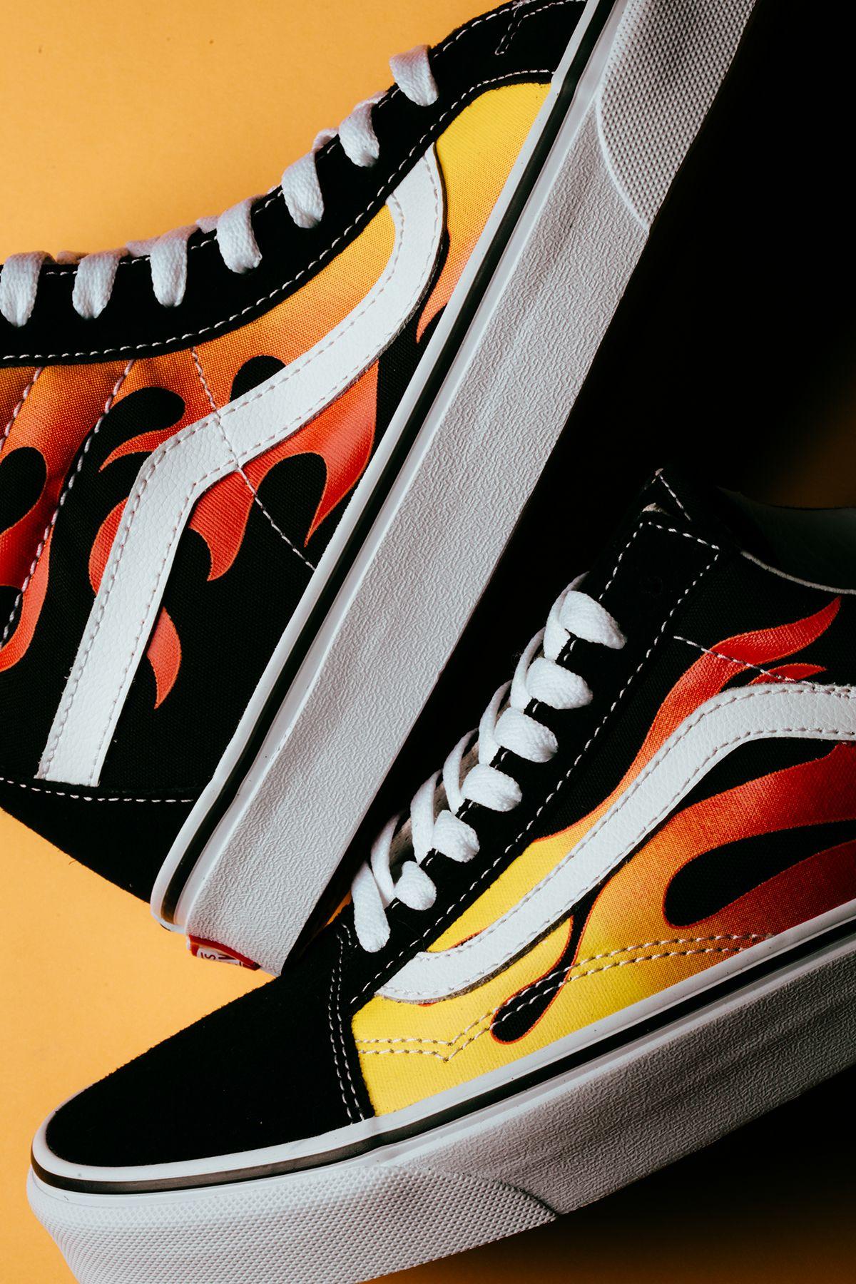 Vans Flame Pack - Summer 2017 Sneaker Heads e14f2fbdb