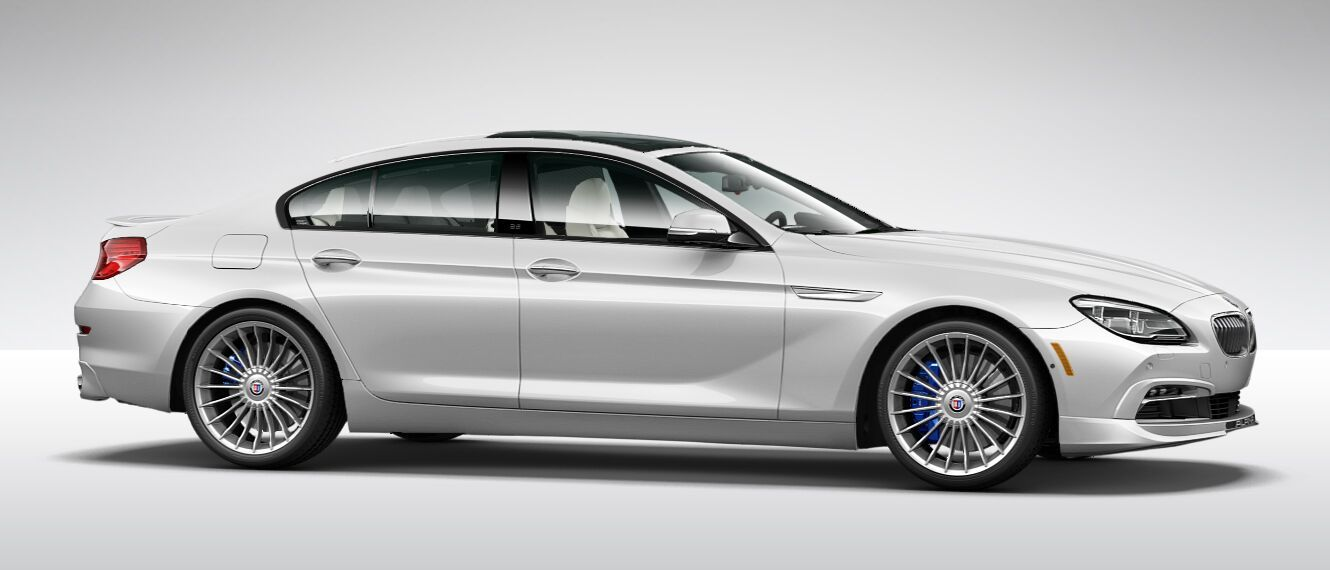 Build Your Own 2016 Alpina B6 Xdrive Gran Coupe With Images