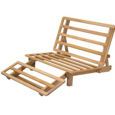 KD Frames KD Lounger Futon Chair Youu0027ll Love   Wayfair