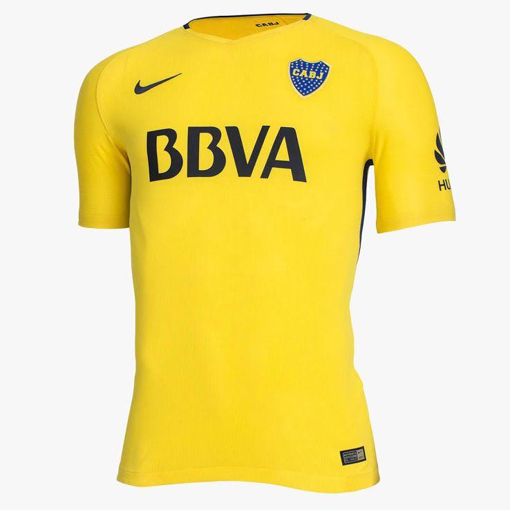 0cd66b958c2 Boca Juniors 17-18 Home and Away Kits Released - Footy Headlines ...