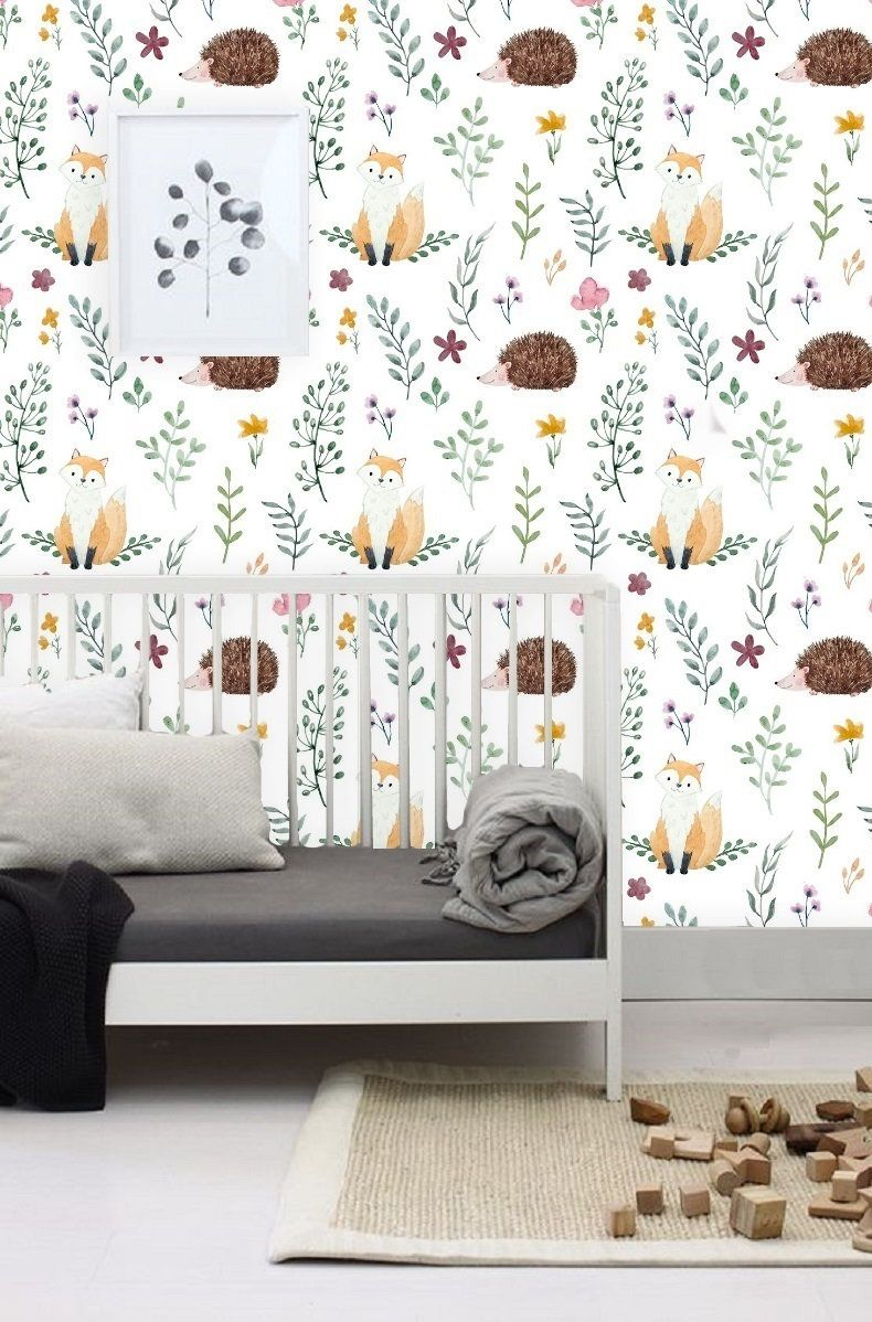 Tapeten Für Babyzimmer Self Adhesive Wallpaper Kids Wallpaper Children Room Baby Room