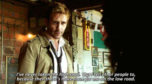 Incorrect Constantine Quotes Constantine John Constantine Matt Ryan Constantine