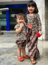 Hasil Gambar Untuk Kebaya Anak Brokat Batik Kebaya Anak Kebaya