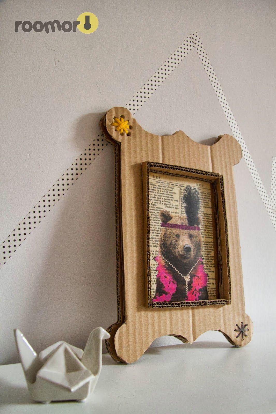 Cardboard Design Cardboard Craft Ideas Pinterest Cardboard