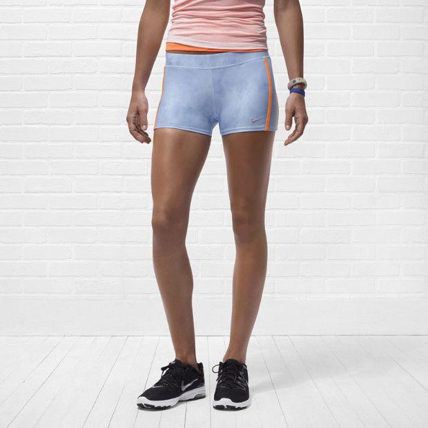 Nike Printed Tempo Women's Running Boyshorts