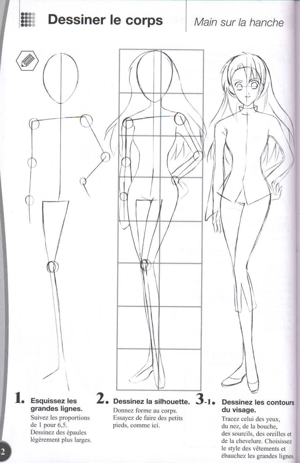 Souvent apprendre a dessiner corps | Dessin | Pinterest | Dessiner, Dessin  YK23