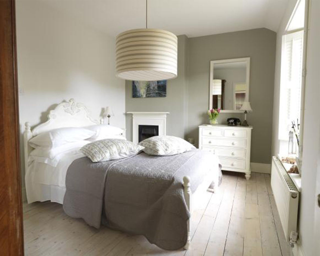 millhouse b&b yorkshire great earthy natural colours, lots of