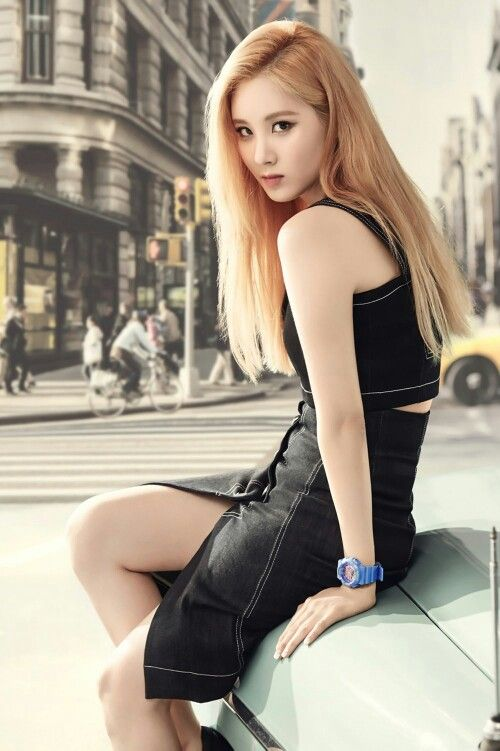 Seohyun for cashio baby G