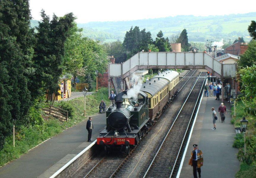 Gloucestershire Warwickshire Railway | Steam Train Galleries, Gloucestershire Warwickshire Railway, Picture ...