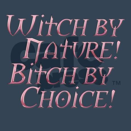 womans-tanktop-10x10_apparel -pink3 Men's Value T-Shirt Witch Bitch Feminine Wiccan Light T-Shirt by My Wiccan Wiccan Ways Pagan Decor, Clothes Gifts - CafePress