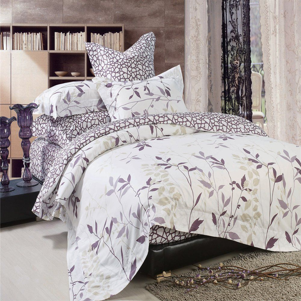 Shop North Home Bedding Iris 4 Piece 220 Thread Count