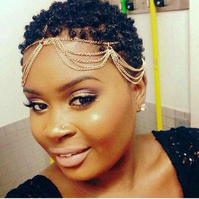 twa  that hair jewelry  natural hair styles medium
