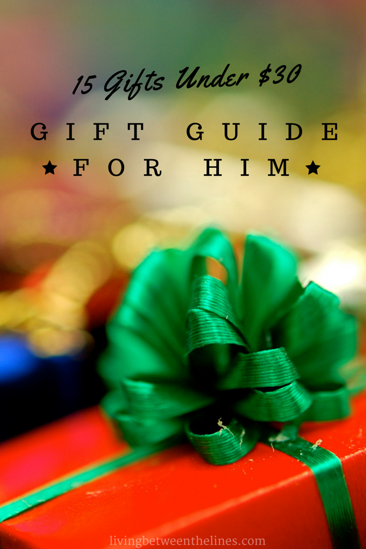 Gift Guide for Him | The InfluenceHer Collective | Pinterest ...