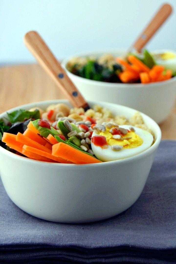 Wholesome Veggie Grain Bowls | uprootkitchen.com