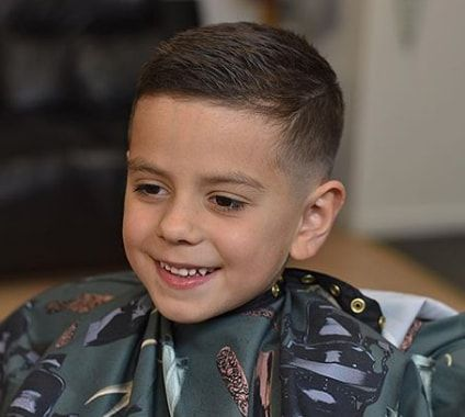 Military Haircuts For Little Boys 6