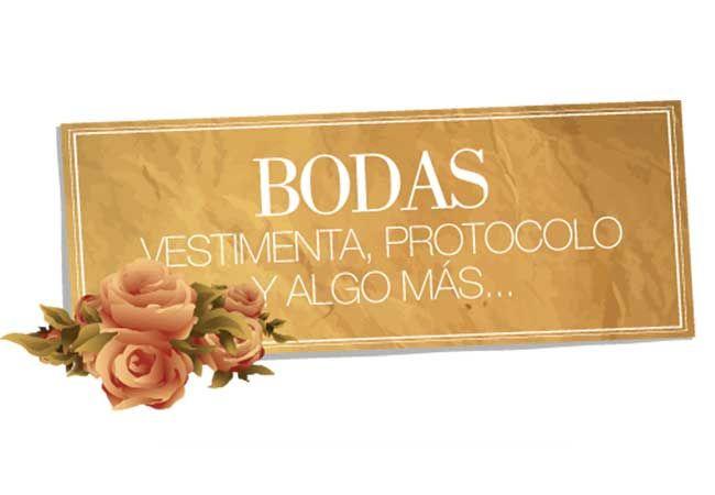 Una boda: vestimenta, protocolo y algo más... | Perfil - Revista Costa Rica