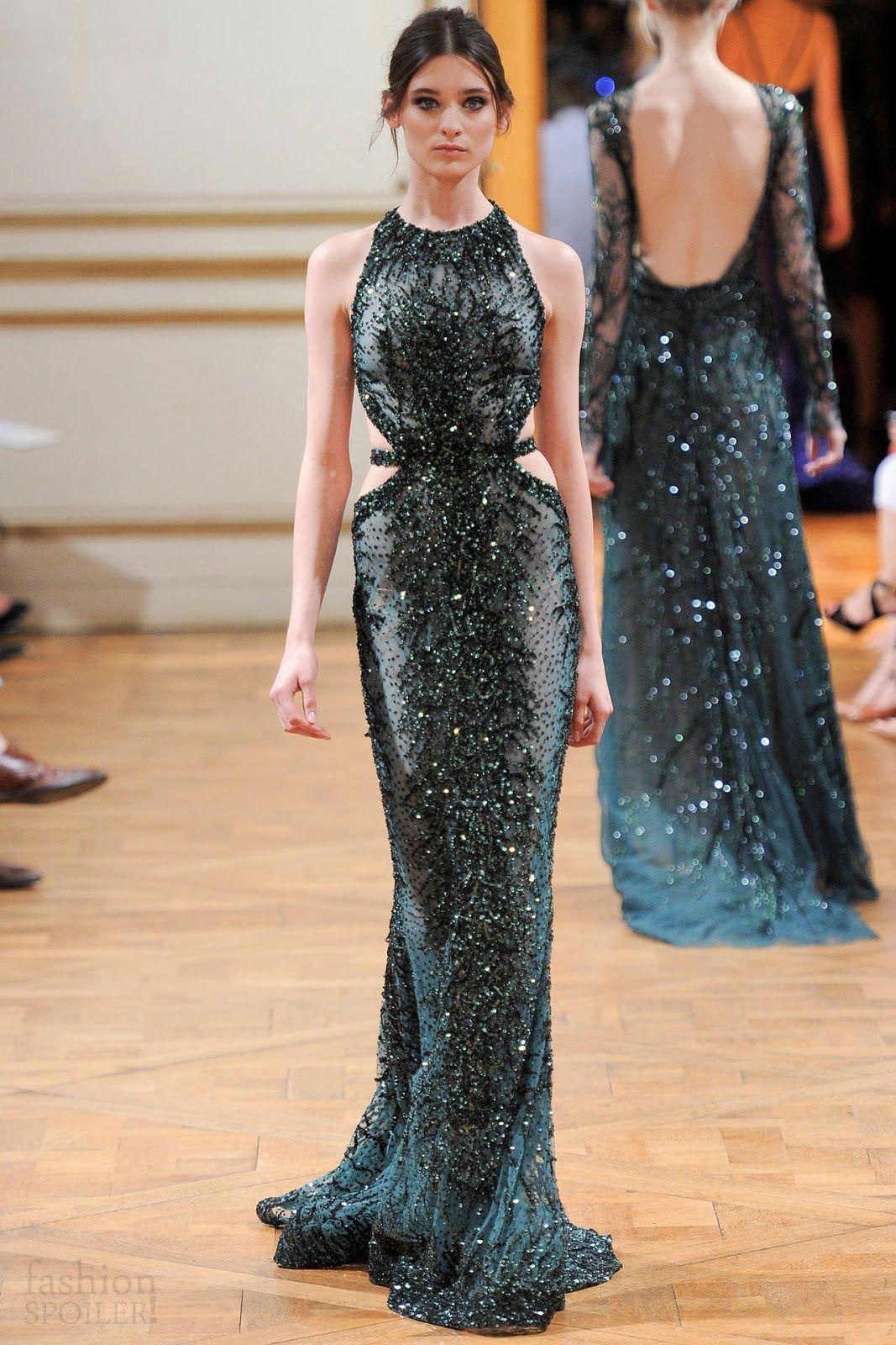 Zuhair Murad Haute Couture 2015 | Zuhair Murad Haute Couture - Outono/Inverno 2013/2014