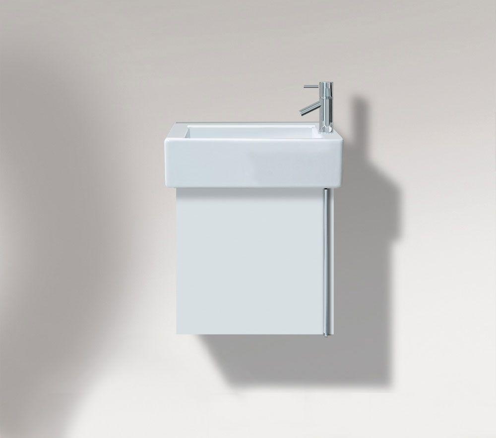 Duravit Vero 450mm Single Door Vanity Unit And 500mm Basin | Vanity ...