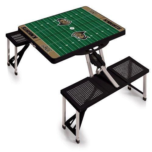 University of Central Florida Portable Picnic Table Sport w/Digital Print