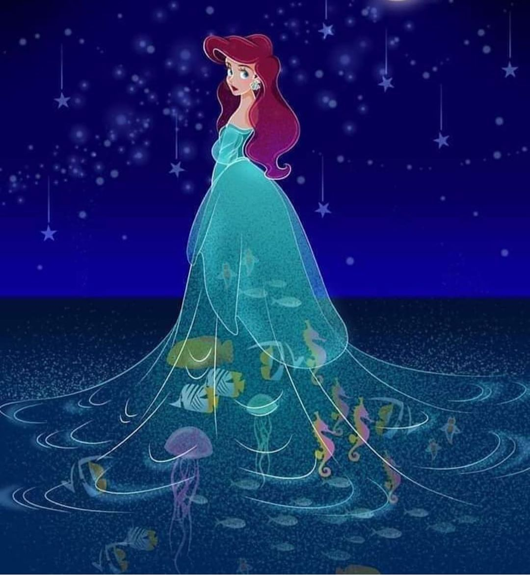 the_little_mermaid_world мεямαι∂ ℓιғε Such Beauty