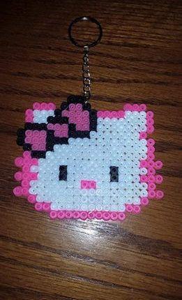 Hello Kitty Jumbo Keychain