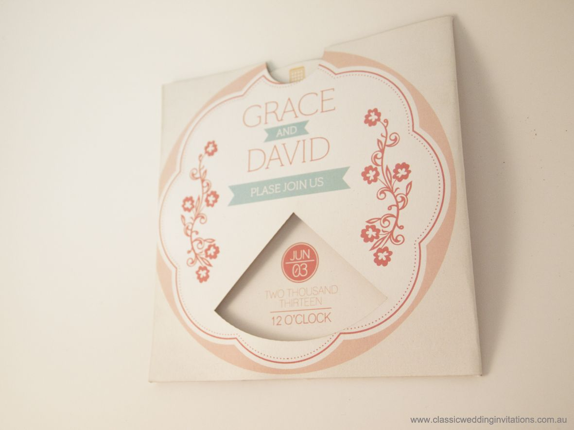 Pin On Interactive Wedding Stationery