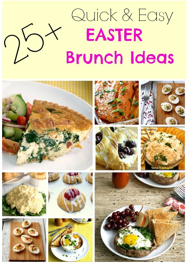 quick and easy brunch recipes delicious pinterest short cuts