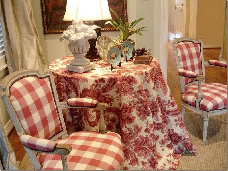 Charles Faudree French Country Decorating: COTE DE TEXAS: TAKE A LOUIS CHAIR CHALLENGE!