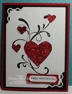 Stampfabulous Com Valentine Cards Handmade Valentine Love Cards Stampin Up Valentine Cards