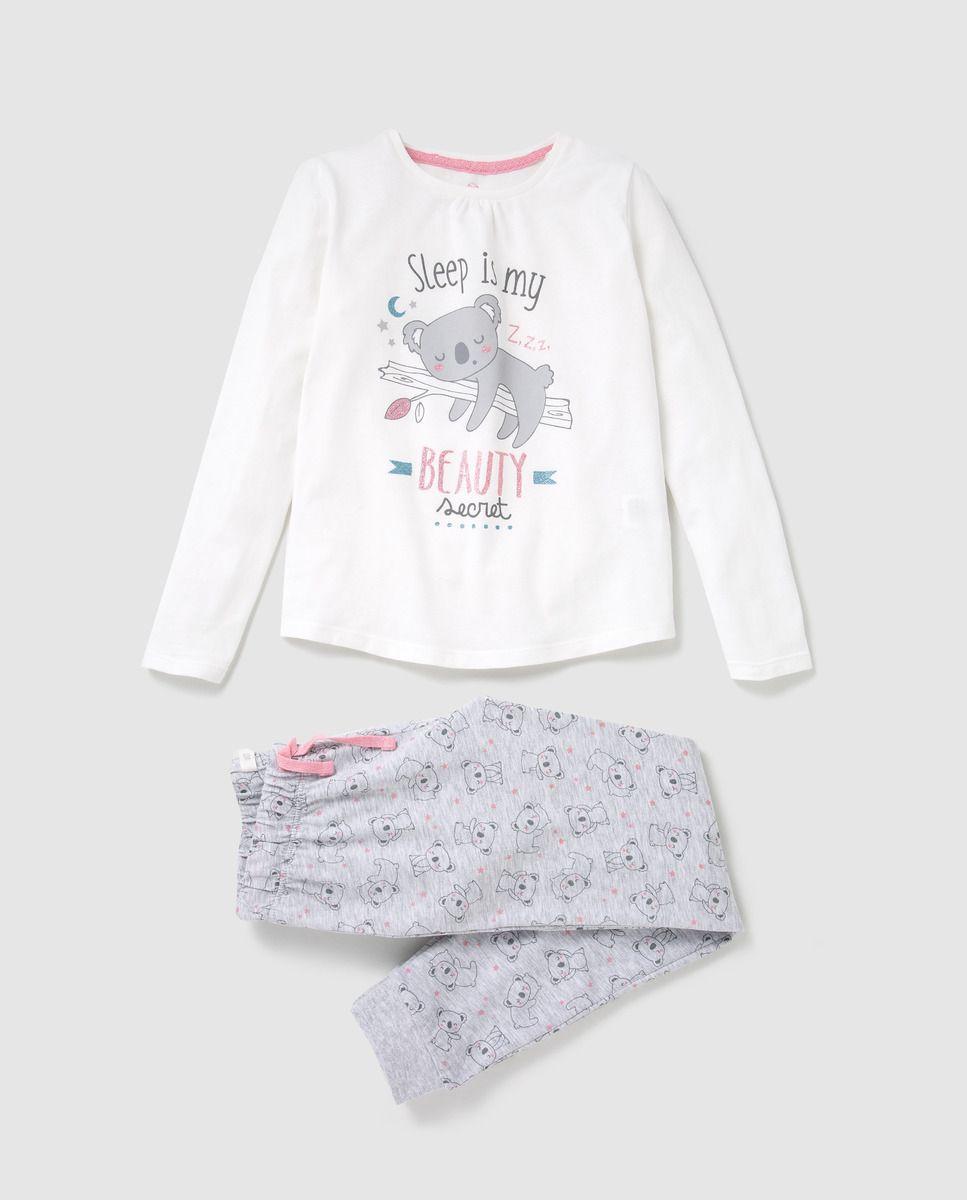 7af6ce80c Pijama de niña Unit Koala · Moda y Accesorios · Hipercor | Ropa ...
