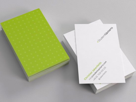 The Beautiful Design Of 34 Green Business Cards Business Card Design Creative Business Card Design Business Card Design Inspiration