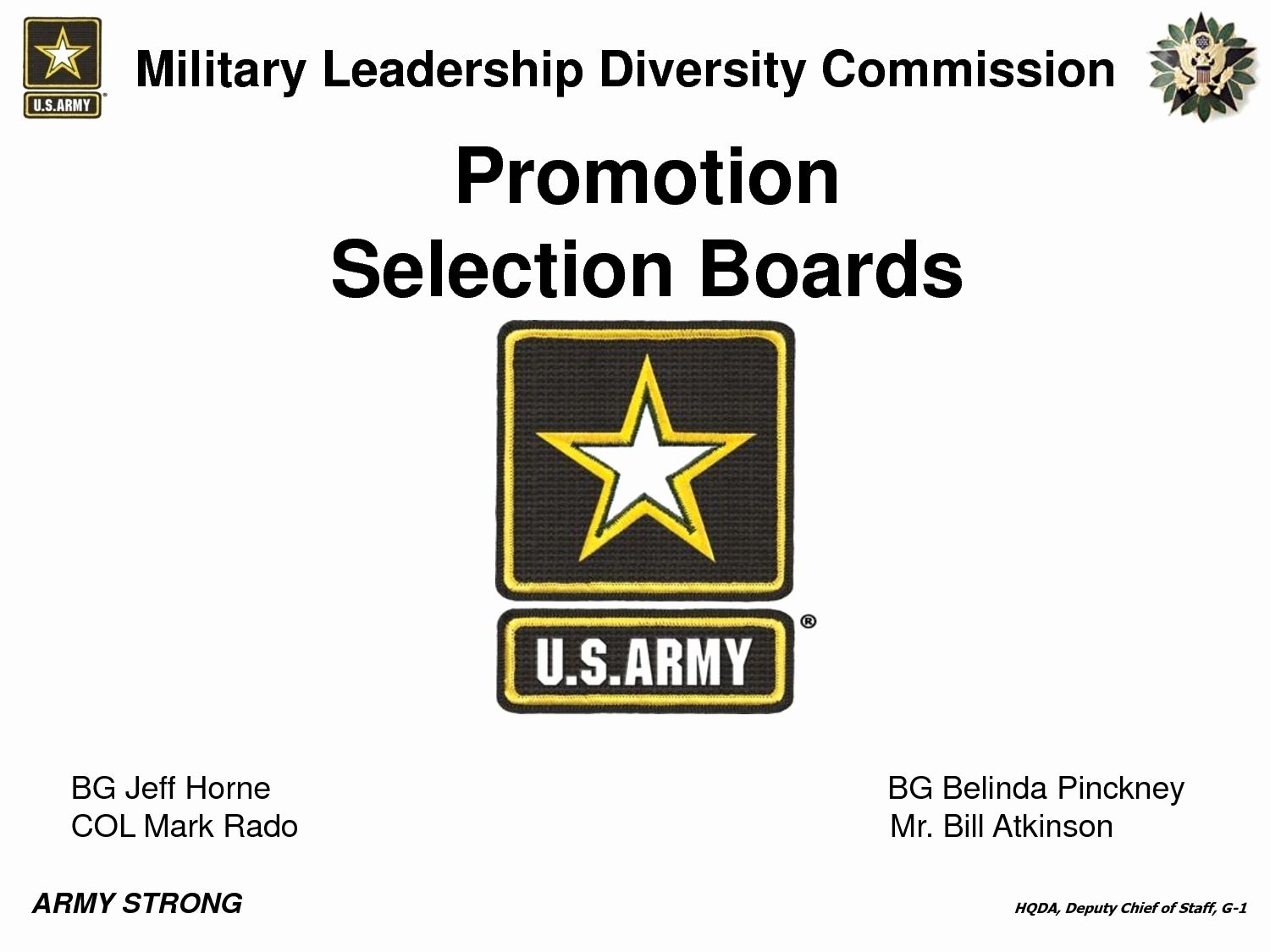 Army board biography example inspirational promotion board