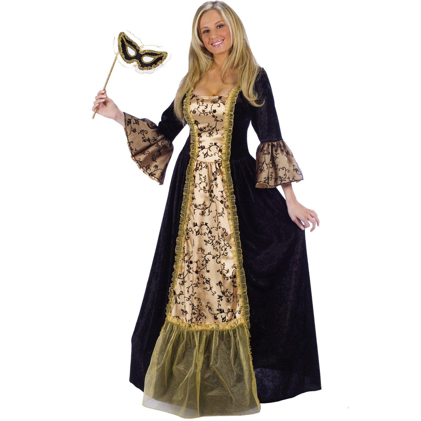 masquerade queen adult costume - Masquerade Costumes Halloween