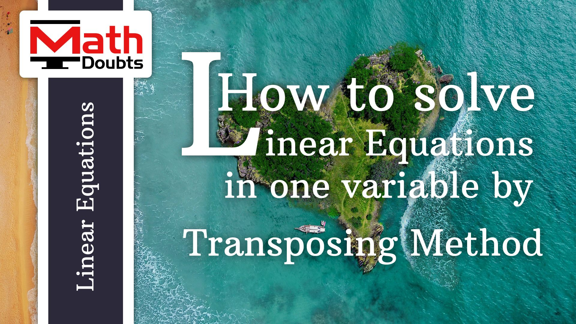 Introduction To Transposition Method And Learn How To