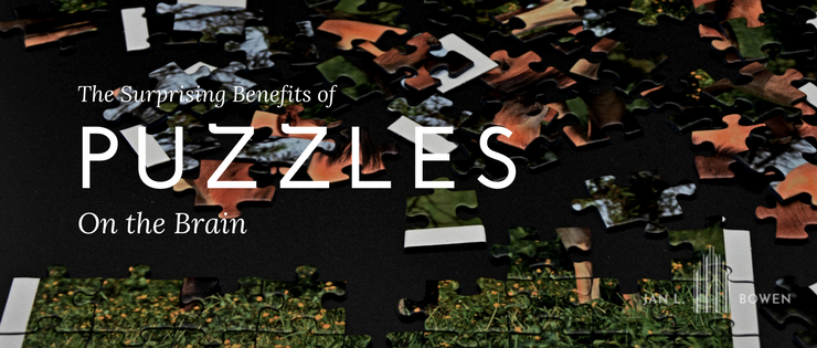 The Surprising Benefits of Puzzles On the Brain Puzzles