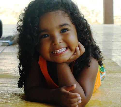 Curls Beautiful Black Babies Baby Girl Pictures Black Baby Girls